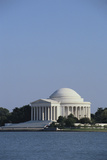 Jefferson Memorial Photographic Print by  DLILLC