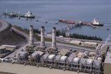 Alyeska Pipeline Terminal Photographic Print by  DLILLC