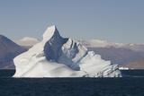Iceberg near the Coastline Photographic Print by  DLILLC