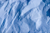 Textured Face of a Glacier Photographic Print by  DLILLC