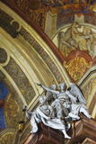 Detail of the Interior of the Church of the Holy Name of Jesus Photographic Print by Jon Hicks