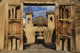 Santuario De Chimayo Photographic Print by  DLILLC