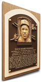 Dave Winfield Baseball Hall of Fame Plaque on Canvas (Small) - San Diego Padres Stretched Canvas Print
