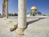 Dome of the Rock on Temple Mount Photographic Print by Jon Hicks