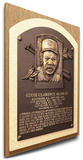 Eddie Murray Baseball Hall of Fame Plaque on Canvas (Small) - Baltimore Orioles Stretched Canvas Print