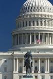 The US Capitol, Washington Dc. Photographic Print by Jon Hicks