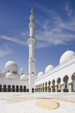 The Grand Mosque. Photographic Print by Jon Hicks