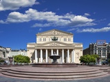 The Bolshoi Theatre Photographic Print by Jon Hicks