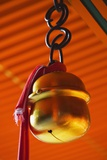 Bell in Fushimi-Inari-Taisha Shrine Photographic Print by Jon Hicks