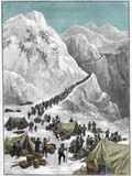 The Klondike Gold Rush Photographic Print by Stefano Bianchetti