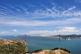 View from the Marin Headlands. Photographic Print by Jon Hicks