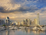 Panama City Skyline. Photographic Print by Jon Hicks