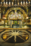 Interior of the Church of the Holy Sepulchre Photographic Print by Jon Hicks