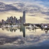 Panama City Skyline. Photographic Print by Jon Hicks