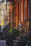 Greenwich Village Architecture. Photographic Print by Jon Hicks