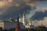 The Kremlin. Photographic Print by Jon Hicks