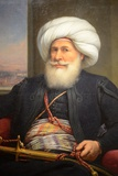Muhammad Ali of Egypt (1769-1849) by Auguste Couder 1840 Photographic Print by Chris Hellier