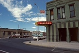 Drive in Liquor Store, Downtown Cheyenne, Wyoming, Usa, 1979 Photographic Print by Alain Le Garsmeur