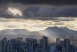 Sao Paulo Skyline, Brazil. Impressão fotográfica por Jon Hicks
