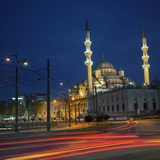New Mosque at Night Photographic Print by Jon Hicks
