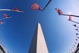The Washington Monument, Washington Dc. Photographic Print by Jon Hicks