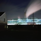 Electricity Generating Power Plant Photographic Print by Robert Brook