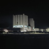 Nuclear Power Plant Photographic Print by Robert Brook