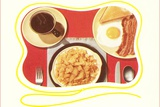 Breakfast Photographic Print by Found Image Press