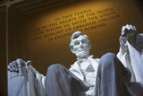 The Lincoln Memorial, Washington Dc. Photographic Print by Jon Hicks