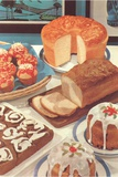Baked Goods Photographic Print by Found Image Press
