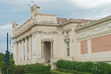 Modern Art National Museum in Rome Italy Photographic Print by  Mark52