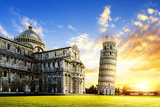 Pisa City Photographic Print by vent du sud