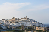 View on the Center of Ostuni, Puglia, Italy Photographic Print by  Jorisvo