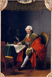 Charles-Roger, Prince De Bauffremont (1713-1795) Photographic Print by Adelaide Labille-Guiard