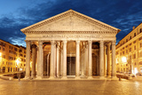 Rome - Pantheon, Italy Photographic Print by  TTstudio