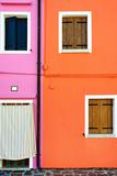 Burano Island, Venice Photographic Print by Oleg Znamenskiy