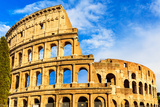 Colosseum. Rome, Italy Photographic Print by  sorincolac