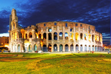 Colosseum, Rome, Italy Photographic Print by  TTstudio