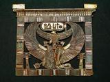 Egyptian Antiquities : Breastplate of Ramses II Photographic Print