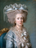Princess Marie Adelaide of France (1732-1800) Photographic Print by Adelaide Labille-Guiard