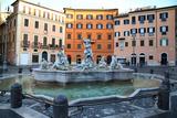 Piazza Navona, Rome, Italy Photographic Print by  vladacanon