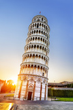 Pisa Leaning Tower, Italy Photographic Print by vent du sud