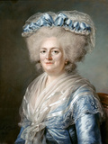Marie Louise Therese Victoire of France (1733-1799) Photographic Print by Adelaide Labille-Guiard