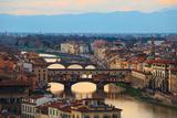 Ponte Vecchio, Florence Photographic Print by  bepsimage