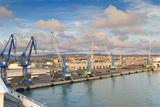 Port of Civitavecchia Photographic Print by  lachris77