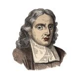 Italian Political Philosopher Giambattista Vico Giclee Print by Stefano Bianchetti