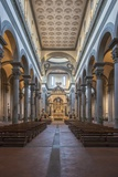 Santo Spirito Church Photographic Print by Guido Cozzi