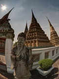 Grand Palace in Bangkok, Thailand Photographic Print by Terry Eggers