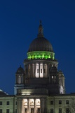 Rhode Island State Capitol at Dusk, Providence, Rhode Island, 03.18.2014 Photographic Print by Joseph Sohm