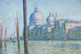 Painting Tiltled the Grand Canal,Venice ,The National Gallery,Trafalgar Square Fotodruck von Steven Vidler